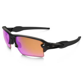Oakley Flak 2.0 XL Sunglasses polished black/prizm trail